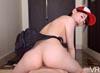 【VR】 ドジっ娘デリバリーバイト店員「お詫びで…私とエッチしませんか?w」の画像